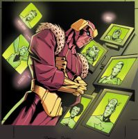 Baron Zemo by chriswalkerart