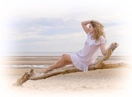 Ella Rose at Talacre 14 by JeremyHowitt