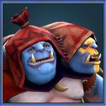 Steam Workshop - Lucky Double Hoodie for Ogre Magi by YeeWu