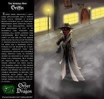 Order of the Dragon 10-The Invisible Man: Griffin by Gummibearboy