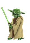 Yoda - Star Wars by Smiley1starrs