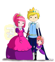Royal Family by Kohng