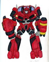 Ironhide by supertodd9