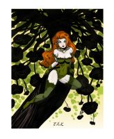 Poison Ivy 1 by DaveBullock