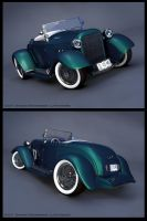 1932 Roadster Custom -UPDATED- by illtrytobeapro