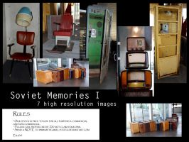 Soviet memories stock pack by Mithgariel-stock