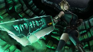 League of Legends Tribute 2014: SOLDIER Riven by iurypadilha
