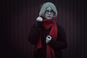aph: canadian vampire by FrauDoku