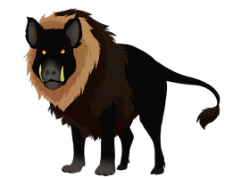 I-I: Dartmoor Beast by Phantomania