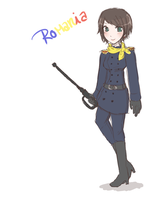 APH - OC Romania by DinoTurtle