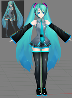 Project DIVA 3 by chatterHEAD
