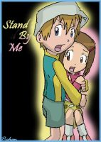 Stand By Me by patamon-chan