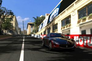 Gran Turismo 5: Maserati GranT by Legion-Of-3