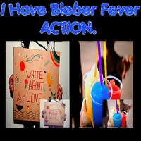 +I Have a Bieber Fever ACTION. by JeenyMattel