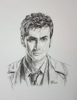 The 10th Doctor - Part 1 by Harmony1965