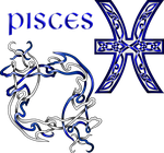 Celtic Knot Pisces by KnotYourWorld