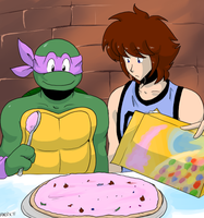Making Pizza by General-RADIX