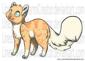 Name a Price Cat -Closed- by Chieko-Adopts