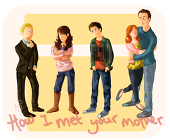 How I Met Your Mother by Lizeeeee