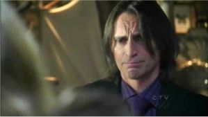 Awesome Mr. Gold expression by LightninBluEyes