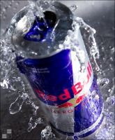 Red Bull by Kn3xX