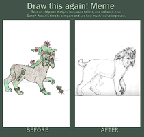 Draw This Now - meme by Vangorm