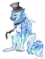 Chess the Water Dog by starwolf303