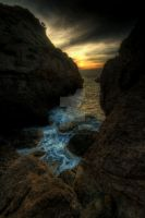 Cliffs of Sorrento by spitfire900
