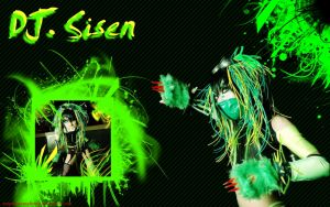 -:DJ. Sisen:- by EmpressComplexity