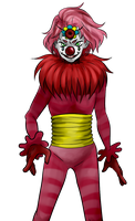 Clown by Hope-chan00