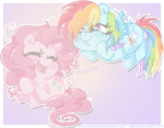 Tickle Me Pink by SillyCaracal