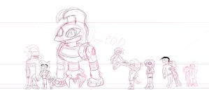 TAOK cast - Big wip by ITS-ALL-NTG
