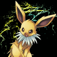 Jolteon by JohnnyVLe784