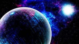 Colorful Planet (1280 x 720) by Jguidac