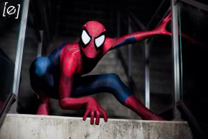 Wickedm6 - Sydney spiderman by WicKeDM6