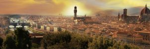 "Firenze ""Panorama"" by Eraa"