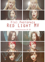 f(x) Photopack - MV Red Light - Capture by Sas by ParkSaseum