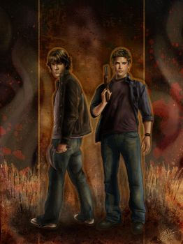 Supernatural by jackieocean
