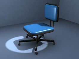 Chair by Makavelithedon