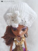 Beret for Monster high by kivrin82