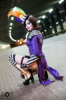Miss Moxxi's Good Touch by ThelemaTherion
