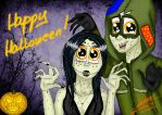 happy halloween! 2014. by MrsCromwell