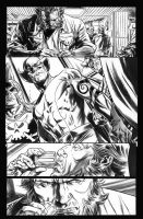 Wolverine Origins 33 p.1 by BillReinhold