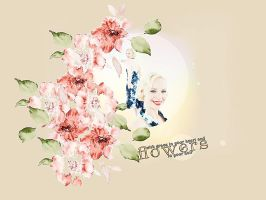 flowers in your hair by Super-Fan-Wallpapers