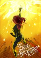 the girl who conquer apophis by chocoplay