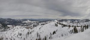 Squaw Valley-Late Afternoon by zachn