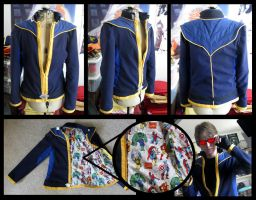 Cyclops Jacket by SailorAnime