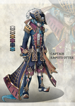 Auction : Captain Otter [CLOSED!] by Nuku-Niku
