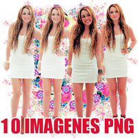 Pack png 22 Miley Cyrus by MichelyResources