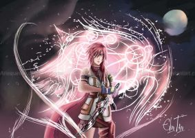 + Lightning Farron + by Arlequinne
